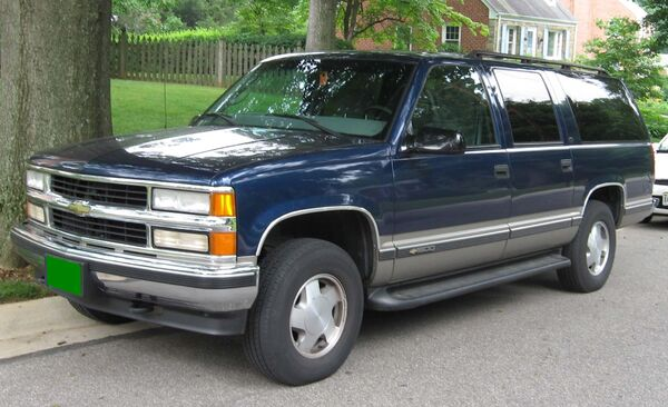 VEHICLES: Chevrolet Suburban Series | The Islands Wiki | FANDOM