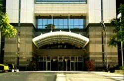 Reynholm entrance