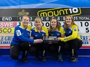 Sweden Women ECC2013