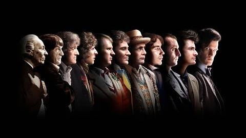 'Doctor Who 50 Years' Trailer - The Day of the Doctor - Doctor Who 50th Anniversary - BBC One