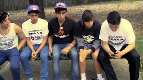 Janoskians Question and Answer 2