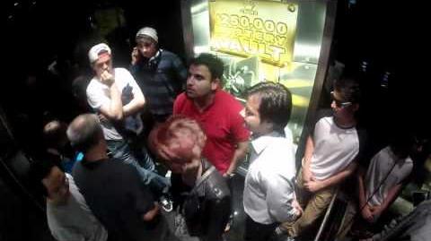 Awkward Elevator Situations