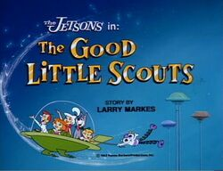 Good little scouts title