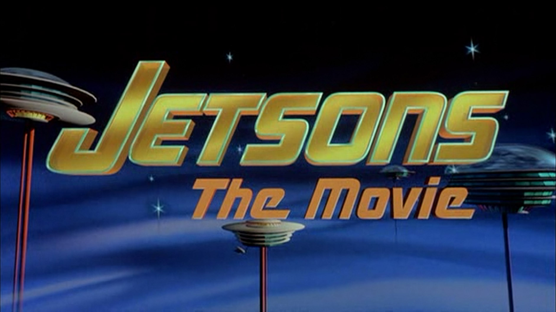Jetsons The Movie The Jetsons Wiki Fandom