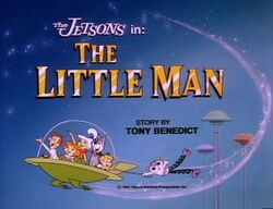 Little man title
