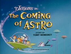 Coming of astro title
