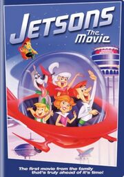 Jetsons movie dvd