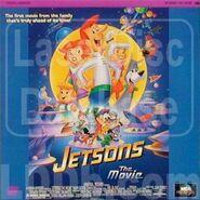 J movie laserdisc
