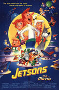 Jetsons movie poster