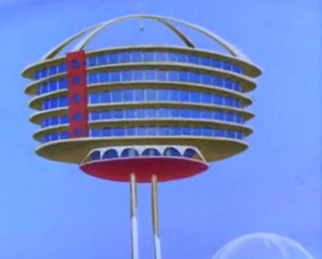 Skypad Apartments The Jetsons Wiki Fandom Powered By Wikia