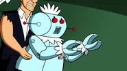 Rosie The Robot The Jetsons & WWE Robo-WrestleMania (6)