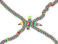 Rainbow Necklase