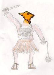 Tiger Gladiator