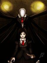 Alice made a new friend by nabidka-d6ljs9x
