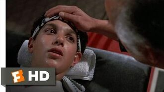 Daniel Wants Balance - The Karate Kid (7 8) Movie CLIP (1984) HD