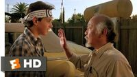Wax On, Wax Off - The Karate Kid (2 8) Movie CLIP (1984) HD