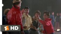 Daniel Defends Ali - The Karate Kid (1 8) Movie CLIP (1984) HD