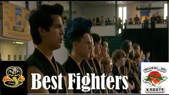 ALL Cobra Kai Characters Ranked