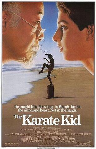 File:The Karate Kid poster.jpeg