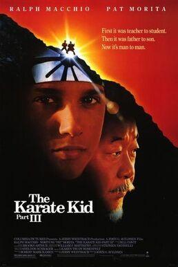 The Karate Kid III cover