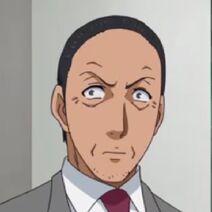 Isamu Kenmochi (Gunshot at 04-40 a.m Portrait Anime)