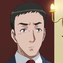 Jian-Yi Jiang (Anime Portrait)