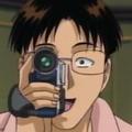 Ryuta Saki (Russian Dolls Murder Case Anime Portrait)