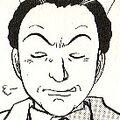 Shigeru Nagashima (Ransom Disappears in The Snows Portrait)