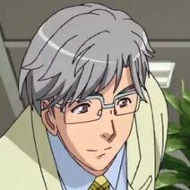 Kengo Akechi (Chidamari's Room Murder Case Portrait Anime)