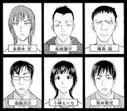 Kenmochi Keibu no Satsujin (Manga)