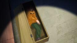 Kaito Sabaki's Dead Body (Anime)