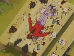 Soichi Kurata's Dead Body (Anime)