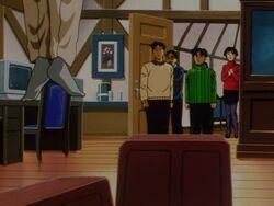 Yuichiro Hayami's Dead Body (Anime)