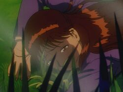 Miyuki Nanase Attacked (Anime)