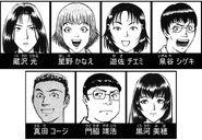 Ginmaku no Satsujinki (Manga)