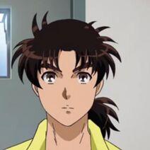 Hajime Kindaichi (Gunshot at 04-40 a.m Portrait Anime)
