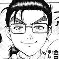 Hajime Kindaichi (Demon Killer of Silver Screen Portrait)