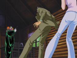 Yasuyuki Yasuoka's Dead Body (Anime)