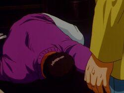 Goryu Tachibana's Dead Body (Anime)