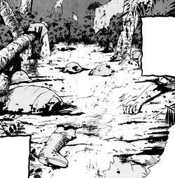 Yonemura Team's Dead Body (Manga)