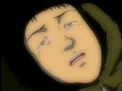 Tetsunori Hagimoto's Dead Body (Anime)
