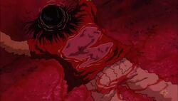 Yukio Midorikawa's Dead Body (Anime)