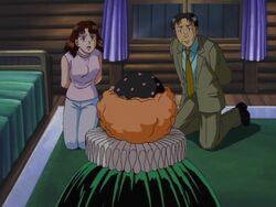 Reika Hayami and Yasuyuki Yasuoka Kidnapping (Anime)