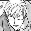 Kengo Akechi (Chidamari's Room Murder Case Portrait)