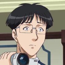 Ryuta Saki (Young Kindaichi's Trip of Death Preparedness Anime Portrait)