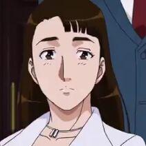 Li-Ching Nan (Anime Portrait)