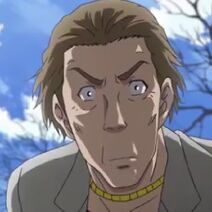 Toru Shinomiya (Anime Portrait)