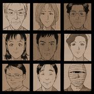 Shinigami Byouin Satsujin Jiken (CD Book)