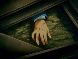 Wataru Tokito's Dead Body (Anime)
