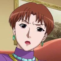 Fumika Fujii (Anime Portrait)